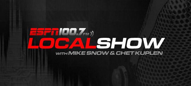 ESPN 100.7 Local Show